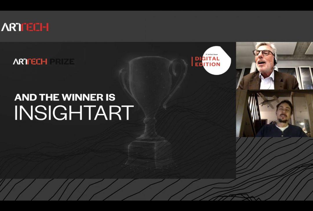 InsightArt - Winner of the ArtTech Prize 2020