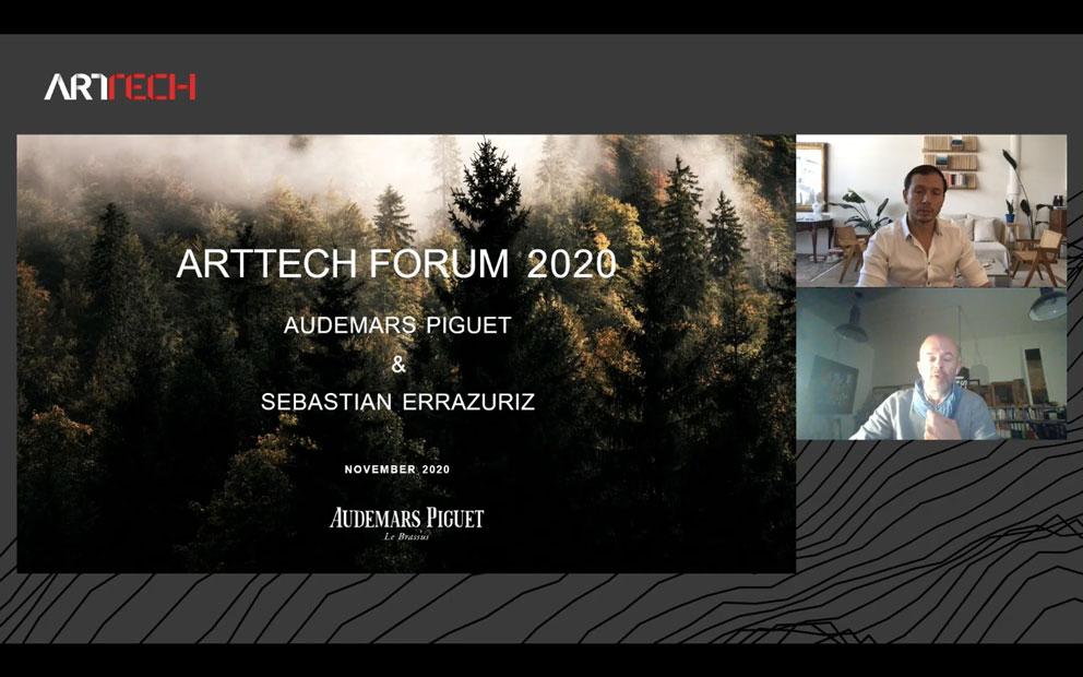 Keynote with Sebastian Errazuriz and Stefano Maddalena