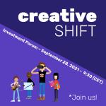 creativeSHIFT Investment Forum 2021